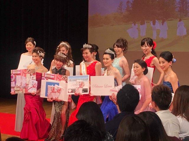 ミセスジャパン北海道大会